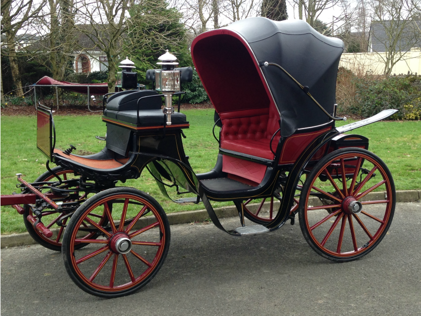 Melia Carriage Hire Communion Debs